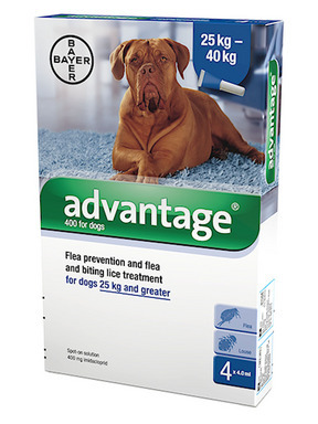 Advantage Flea Control