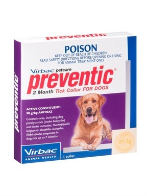 Preventic Tick Dog Collar